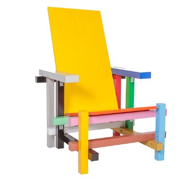 Tamworth Armchair Finish: Yellow