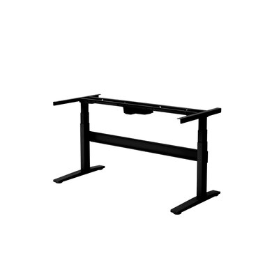 Rise Up Desk Base Finish: Black