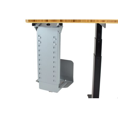 21 H x 5.75 W Desk CPU Holder