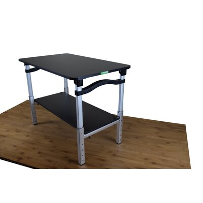 20 H x 26.5 W Standing Desk Conversion Unit Finish: Black