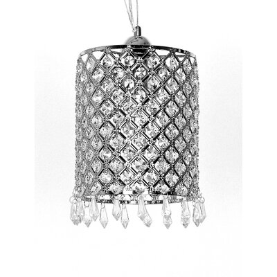 Britley 1-Light Mini Pendant
