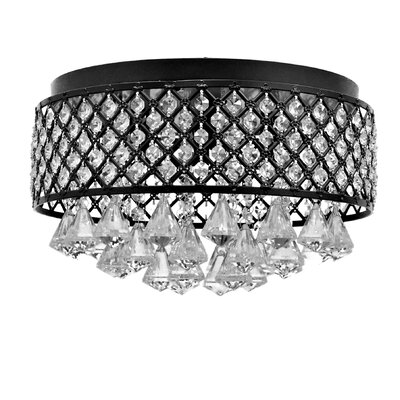 Geneve 4-Light LED Flush Mount