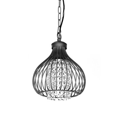 Corbally 1-Light Foyer Pendant