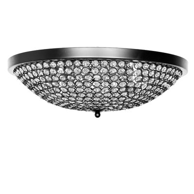 Plallas 9-Light Flush Mount