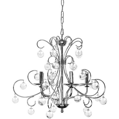 Kimberley 5-Light Crystal Chandelier