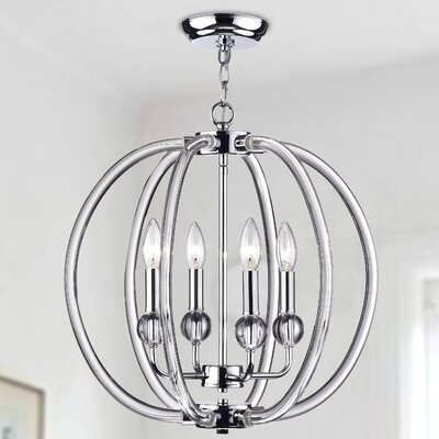 Cardenas 4-Light Foyer Pendant