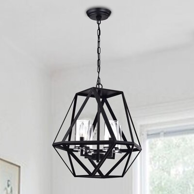 Bia 4-Light Foyer Pendant
