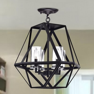 Bia 4-Light Pendant