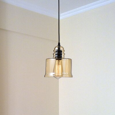 Keres Vintage 1-Light Mini Pendant