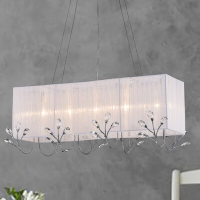 Cuckfield 5-Light Crystal Chandelier