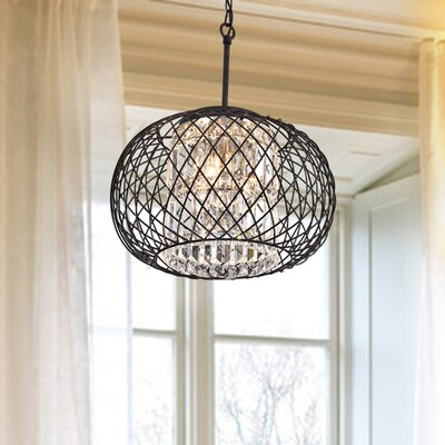 Aichele 3-Light Globe Pendant