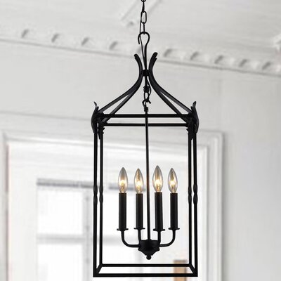 Chesa 4-Light Foyer Pendant