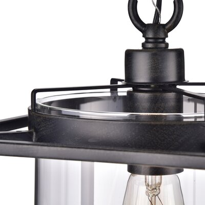 Jacquline 1-Light Mini Pendant