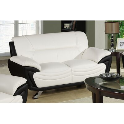 F213-L QRMG1033 Beverly Fine Furniture Tina Loveseat