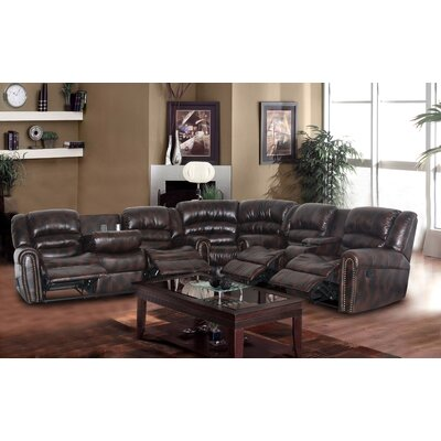 Beverly Fine Furniture GS4000-3PC Sophy Sectional