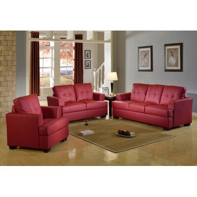 Cecilia Configurable Living Room Set