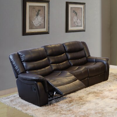 FG004-S QRMG1001 Beverly Fine Furniture Madison Reclining Sofa