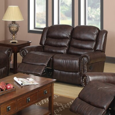 GS3200-L QRMG1006 Beverly Fine Furniture Wausau Reclining Loveseat