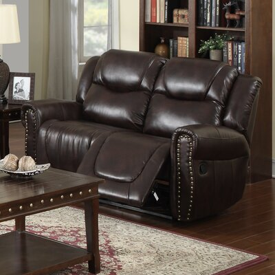 GS3700-L QRMG1009 Beverly Fine Furniture Toledo Reclining Loveseat