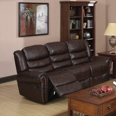 GS3200-S QRMG1007 Beverly Fine Furniture Wausau Reclining Sofa