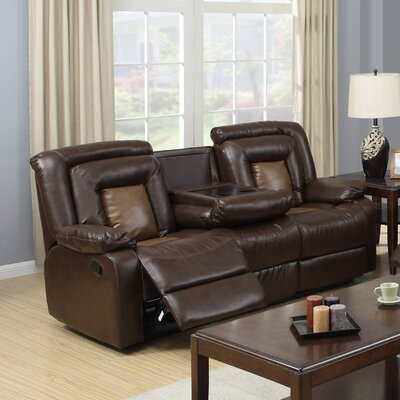 GS3900-S QRMG1019 Beverly Fine Furniture Topeka Reclining Sofa