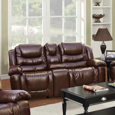 Beverly Fine Furniture GS3888-L Ottawa Rocking and Reclining Loveseat