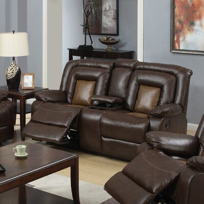 GS3900-L QRMG1018 Beverly Fine Furniture Topeka Reclining Loveseat