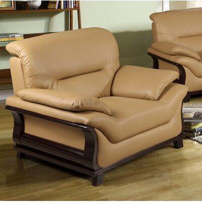 Koriga Chair Color: Butterscotch