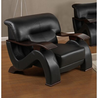 Koriga Chair Color: Black