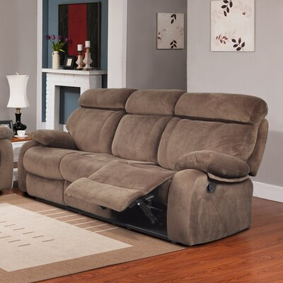 GS2601-S QRMG1089 Beverly Fine Furniture Amida Reclining Sofa