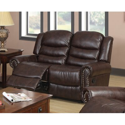 Wausau Reclining Loveseat