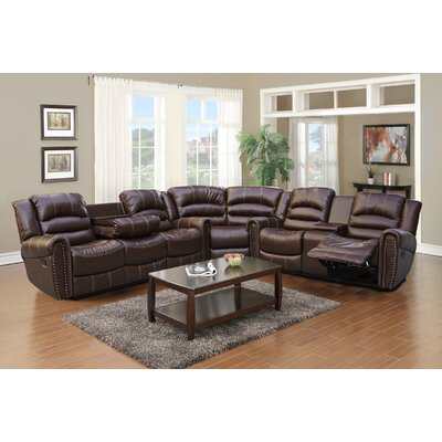 Beverly Fine Furniture GS4070-3PC Burlinton Sectional