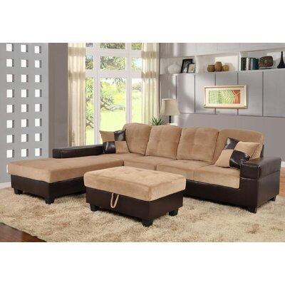 Violet Sectional