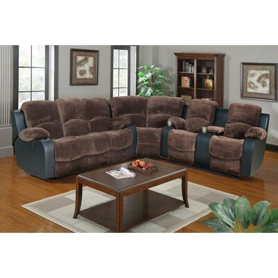 Sage Reclining Sectional