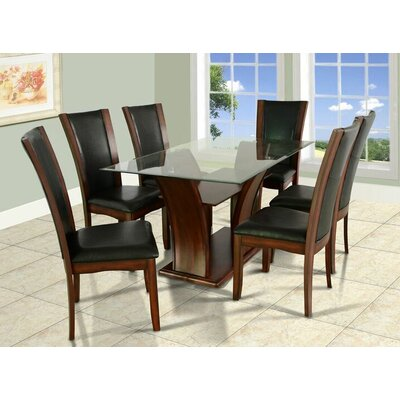 Emma 7 Piece Dining Set