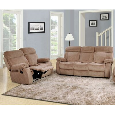 Percy 2 Piece Living Room Set