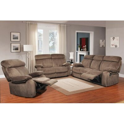 Walden 3 Piece Living Room Set