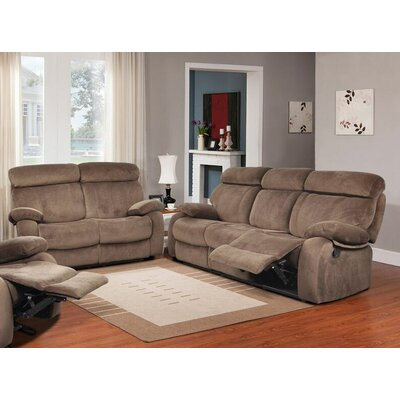 GS2601-2pcs Set Beverly Fine Furniture Living Room Sets