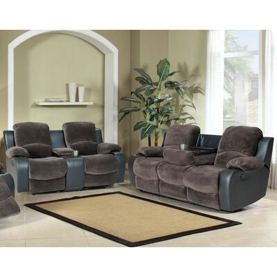 Santiago 2 Piece Living Room Set