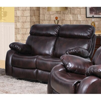 Maxwell Reclining Loveseat
