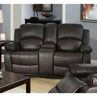 Lucius Reclining Loveseat