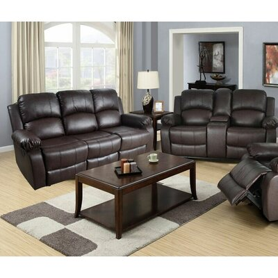 Lucius 2 Piece Living Room Set