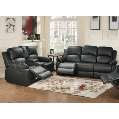 Farah 2 Piece Living Room Set