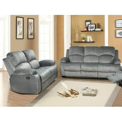 Iseabail 2 Piece Living Room Set