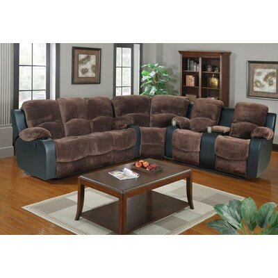 GS283BR-Sectional Beverly Fine Furniture Sectionals