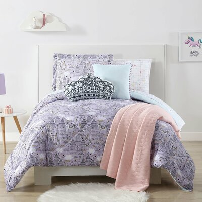 Del City Comforter Set Size: Full/Queen