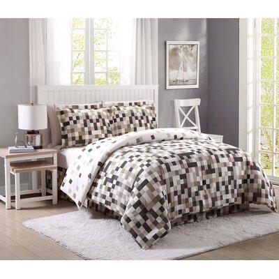 Marquetta Comforter Set Size: Queen