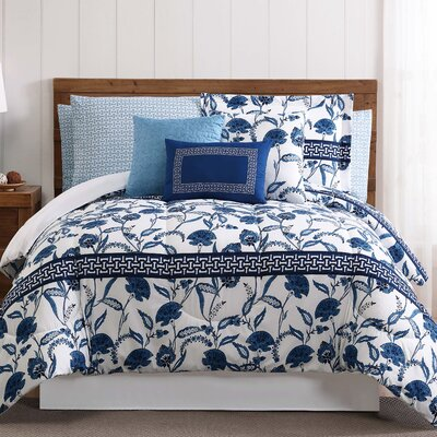 Sayali 12 Piece Comforter Set Size: King