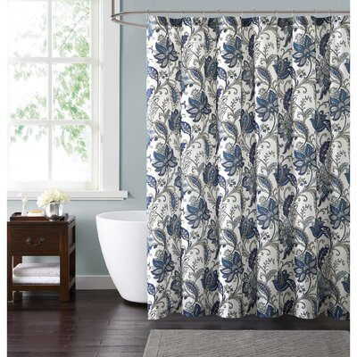 Wali Floral Shower Curtain