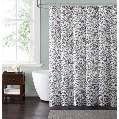 Wills Floral Shower Curtain